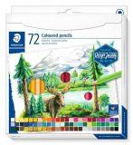 Pastelky Design Journey, 72 různých barev, sada, šestihranné, STAEDTLER