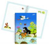 Kniha záznamní A5 - 40 listů / linka