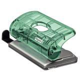 Kancelářský děrovač Rapid Colour´Ice FC5 mini - ledově zelená