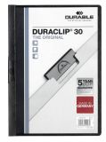 Desky A4 Duraclip - kapacita 30 listů / černá