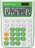 Kalkulačka Rebell SDC 912 - displej 12 míst / zelená