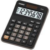 Kalkulačka Casio MX - 8 B / displej 12 míst / černá