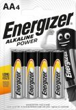 Baterie Energizer alkalické - baterie tužková AA / 4 ks