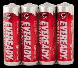 Baterie Everedy - baterie tužková AA / 4 ks