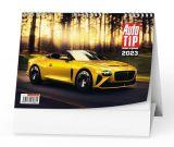 Kalendáře stolní Auto TIP - BSF9