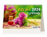 Kalendář stolní ZDARVÍ Z PŘÍRODY - Zdraví z přírody / S30