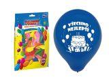Nafukovací balonky - vel. M / 100 ks Všechno nejlepší
