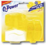 Q-Power tekutý závěs - citron / 3x 55 ml