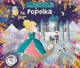 JIRI MODELS Samolepková knížka Povídej pohádku - Popelka