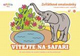 Omalovánky Kresli.to - Vítejte na safari