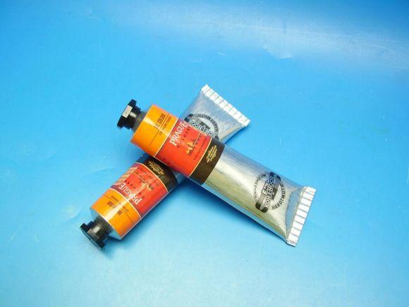 Barva Koh-i-noor 1617 / 281 40ml olej. oranž kadmiová