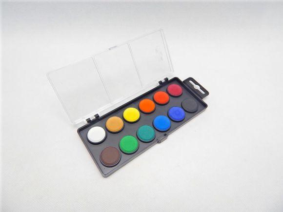 Barvy 171531/12 vodové ČN pr.22,5mm