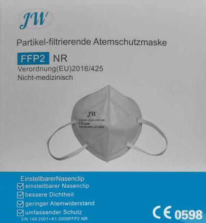 Respirátor FFP2 skladem
