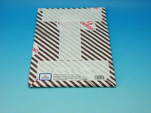 Papír pauzovací  A4/1ks 90-95 g/m2