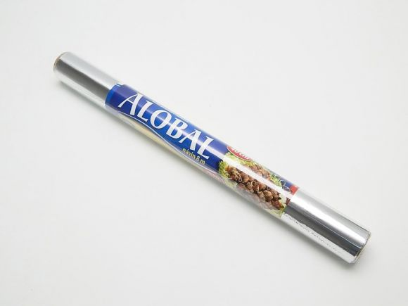 Alobal 8m/400mm extra silný 0.020