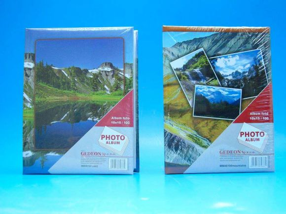 Fotoalbum 10x15cm, 100F, PŘÍRODA, MM46100L