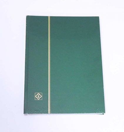 Zásobník na známky A4 32 černých stran ( 327381)