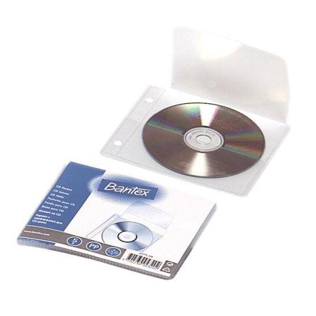 Obal na CD/DVD Bantex 2075
