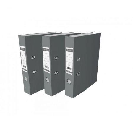 Pořadač EKO 80mm XXL šedý