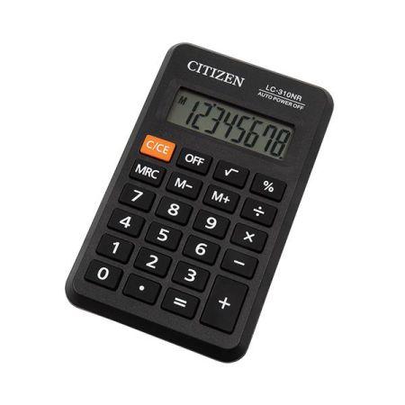 Kapesní kalkulačka LC-310NR