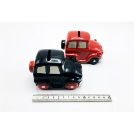 Pokladnička autíčko 11,5 cm