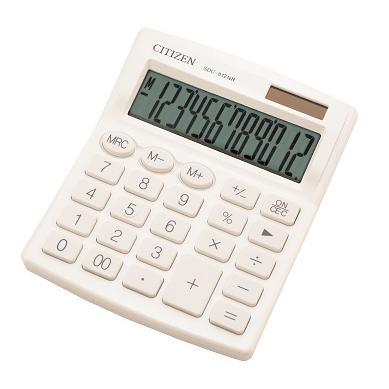 Stolní kalkulačka CITIZEN SDC-812NR