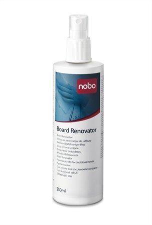 Čistící sprej na bílou tabuli Renovator, 250ml, NOBO