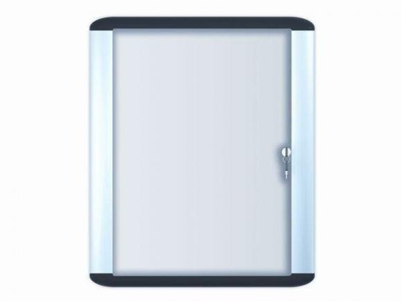 Vitrína, interiérová, magnetická, 100x70cm, 9xA4