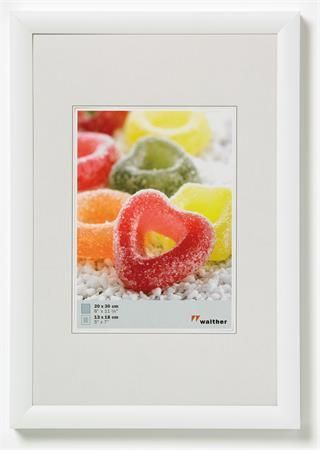 Obrazový rám Trend Style, bílá, 20x30 cm