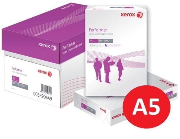 Xerografický papír Xerox Performer - A5 80 g / 500 listů