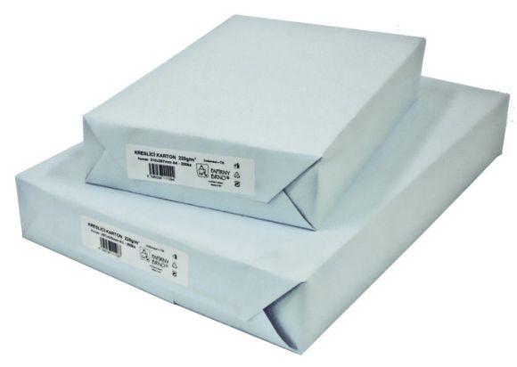 Papírny Brno Kreslicí karton A4 220g bílý