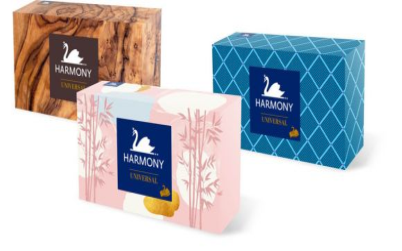 Harmony kosmetické papírové kapesníky Prima 2-vrstvé 150 ks