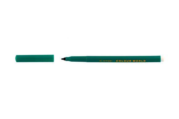 Popisovač Centropen 7550/1 zelený