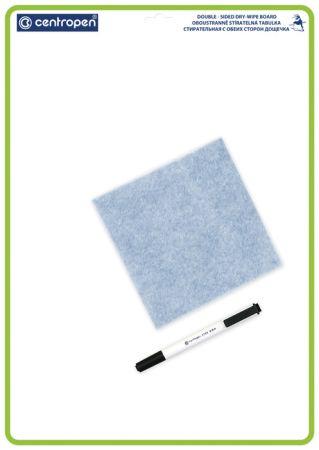 Oboustranně stíratelné tabulky Centropen - 7789 / formát A3