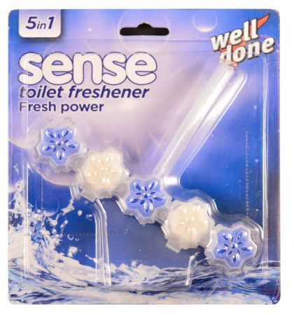 WC blok Sense - Fresh Power / 5v1