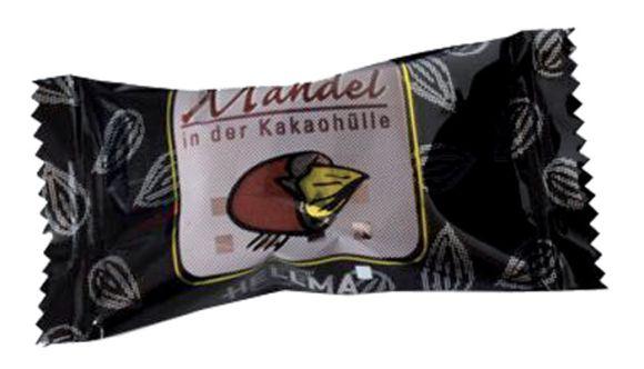 Čokolády ke kávě - Mandle v kakau