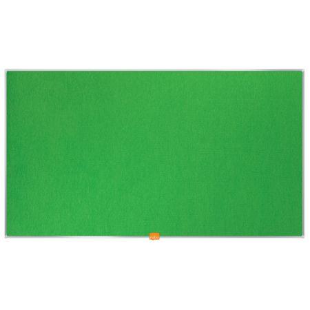 Nástěnka textilní Widescreen 40 / zelená