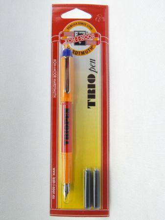 Pero 7240/4 TRIO PEN bombičkové BLISTR