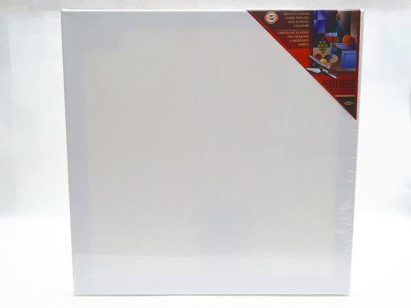 Dřevěný rám Koh-i-noor s plátnem 50 x 50 cm