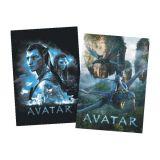 Avatar desky s gumou A4