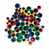 Dekorační oči R020