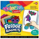 Colorino kreativní magnety na ledinici 4 ks