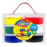 Colorino modelovací hmota Light Clay 6 barev