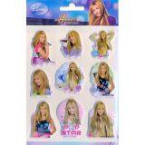 Samolepky Puffy Hannah Montana