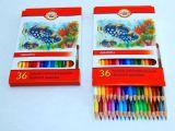 Pastelky 3719 36 akvarelových pastelek RYBY