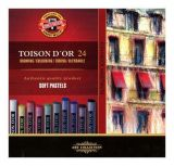 Křída Toison 8514/12, 24ks, KOH-I-NOOR