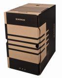 Archivační krabice, hnědá, karton, A4, 200 mm, DONAU