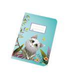 Papírny Brno sešit školní JUNIOR 10 listů A5 512 linka 16 mm