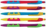 Kuličkové pero Happy - barevný mix