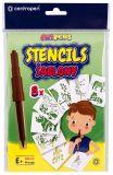 Šablony pro foukací fixy Centropen 9996 - E / zvířátka